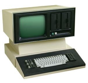 Очень старый компьютер