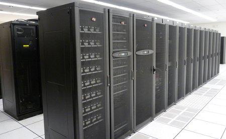 Сервера в датацентре