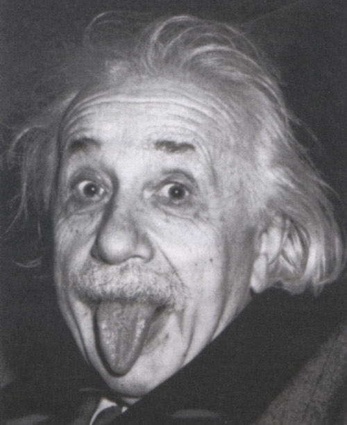 Альберт Энштейн знал английский. Так говорят))