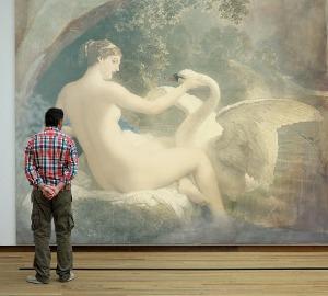 Зевс и Леда
