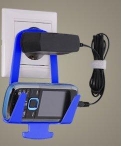 Приспособление для удбоной зарядки смартфона