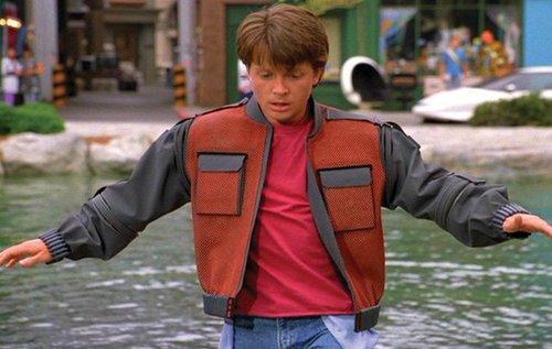 Куртка из будущего