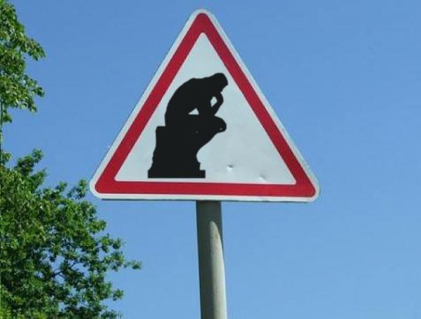 Осторожно, мыслители!